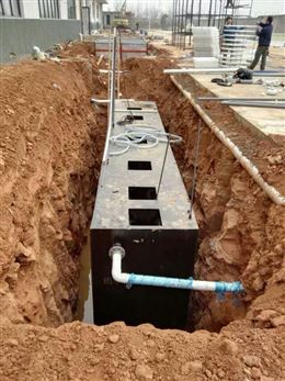 万源市医院污水处理设备