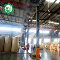 工业喷雾加湿系统