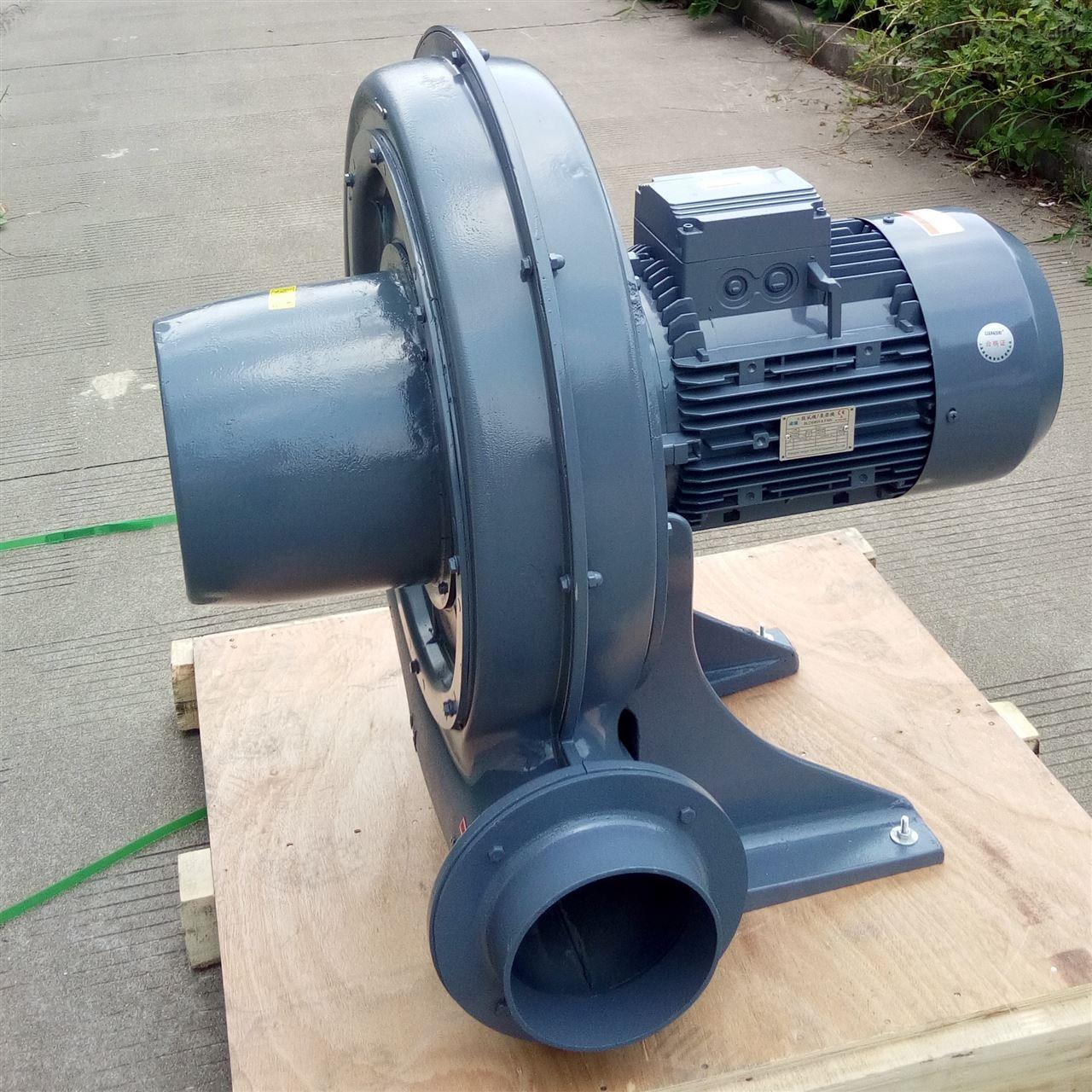 TB200-20中压透浦式鼓风机