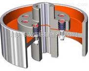 河北友盛联轴器专业供应LTZ(原TLL型)带制动轮弹性套柱销联轴器