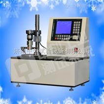 不锈钢弹簧扭矩测量机,不锈钢弹簧扭转力测试仪,自动弹簧扭转检验仪