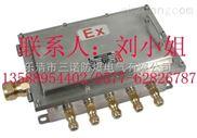 BXMD-4 不锈钢配电箱外形尺寸