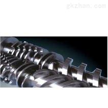 金纬PVC设备和金海螺锥形双螺杆与双孔料筒