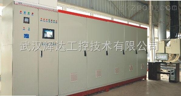 45KW台车炉智能温度控制系统温控柜