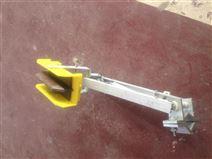 300A-800A铝单极滑触线用集电架
