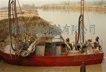 烟台哪里能买到采沙设备钻探式抽沙船找东威