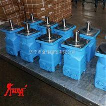 BMV系列低速大扭矩擺線液壓馬達-車輪馬達