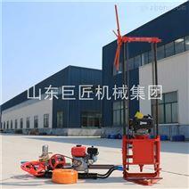 QZ-2C大马力汽油机取样钻机轻便灵活