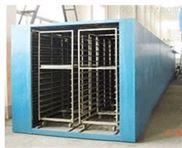 SG系列-隧道式热风烘箱