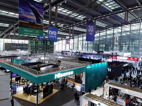 2018中國電博會 中國智能制造網高端訪談進行時