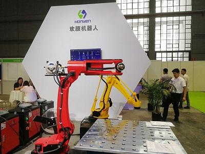 2018第7届中国国际机器人展览会展品风采