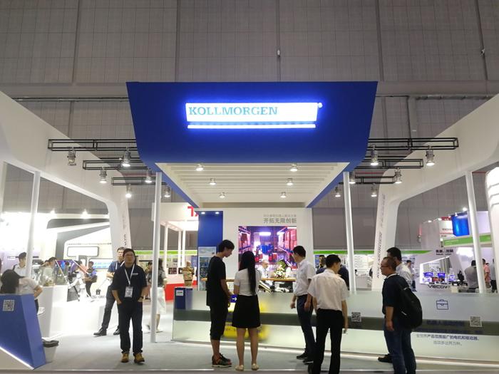 2018中国国际机器人展览会 科尔摩根