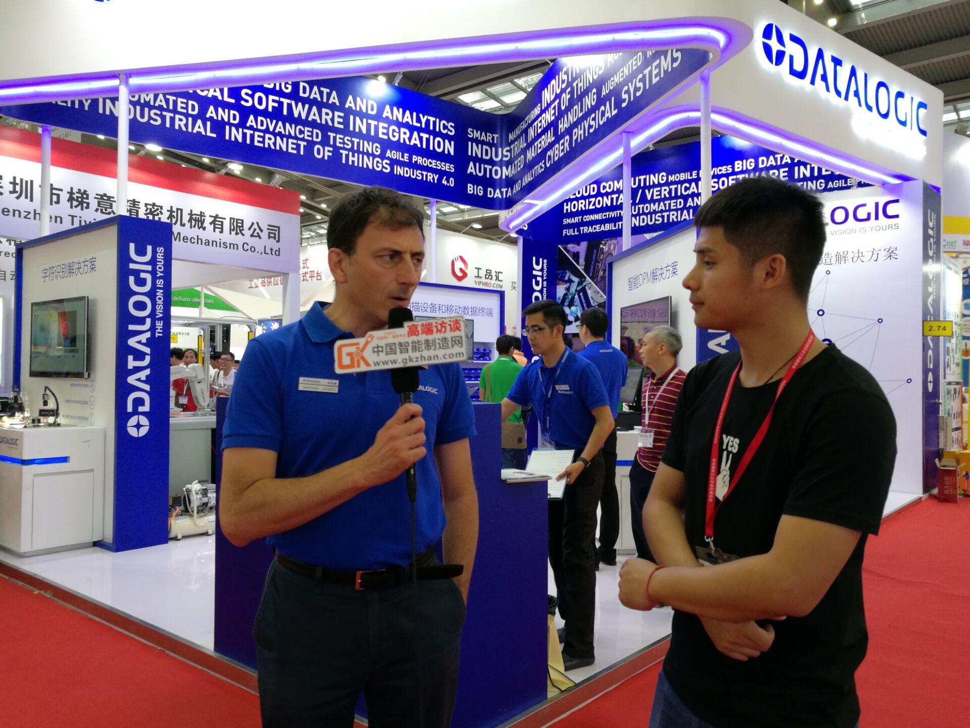 2018华南工业自动化展 访谈进行时