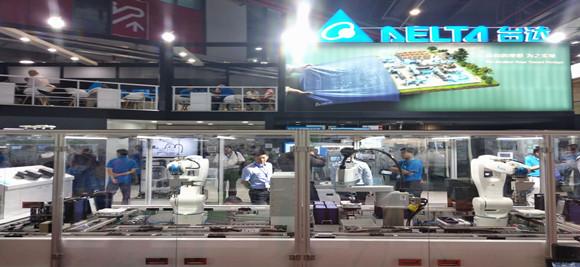 台达:聚焦智能生产 优化能源管理