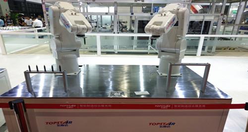 廣東拓斯達:智造工業機器人 精研制伺服機械手