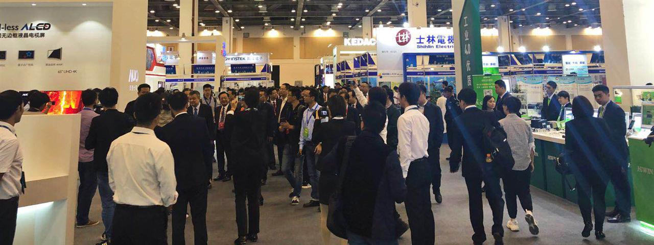 2018第十七届中国苏州电子信息博览会圆满收官