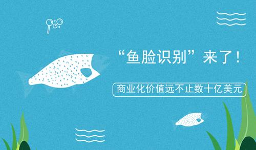 """""""鱼脸识别""""来了!商业化价值远不止数十亿美元"""