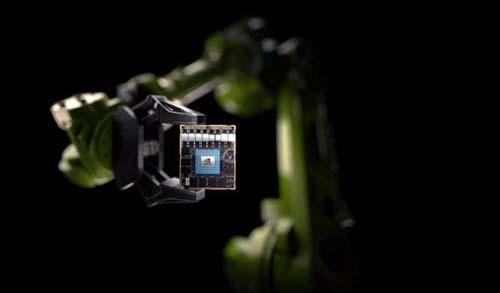 英伟达发布全新AI芯片Jetson AGX Xavier 专为机器人设计