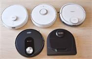 超詳細智能掃地機器人測評:五款掃地機器人實力PK