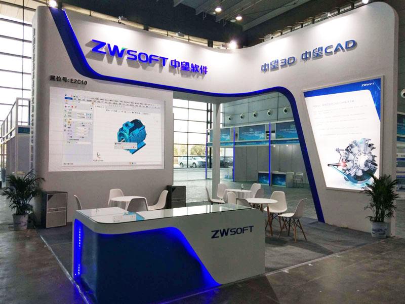 2018中国网络安全●智能制造大会 主要企业展台集锦