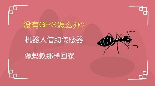 没有GPS怎么办?九州体育地址手机版借助传感器像蚂蚁那样回家