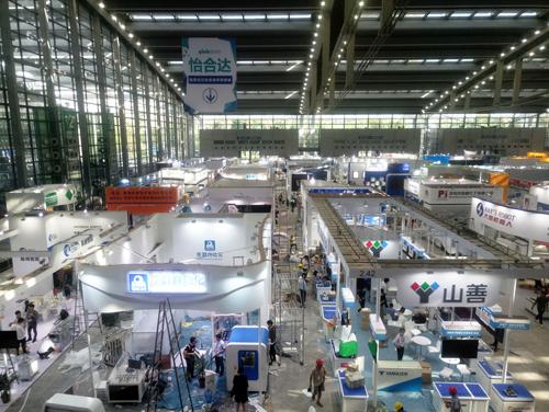 2018华南国际工业自动化展会花絮
