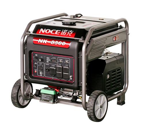 nk-8500 8kw变频汽油发电机电启动nk-8500