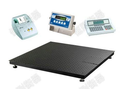 带打印电子地磅秤