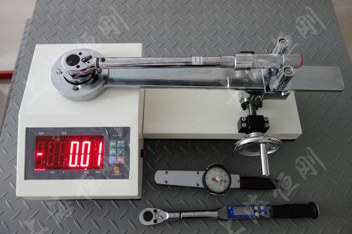SGXJ数显扭力扳手检定仪图片