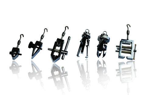 电线端子拉力测试仪各种可配夹具图