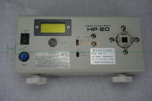SGHP数字式扭力测试仪图片