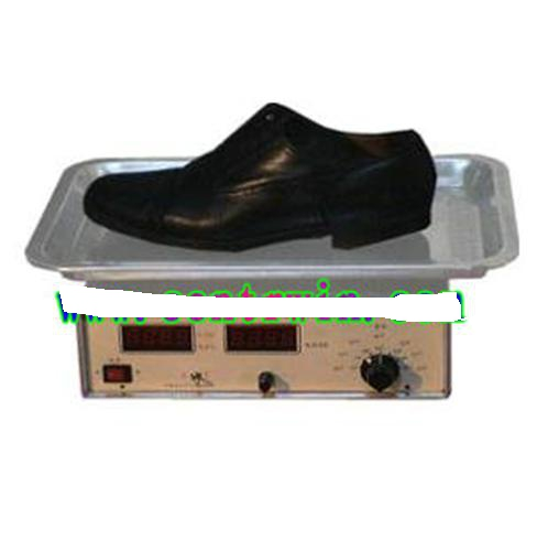 防静电鞋测试仪采用了美国intel公司的大规模集成电路以及我所的