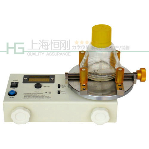 软管瓶盖扭力测试仪图片