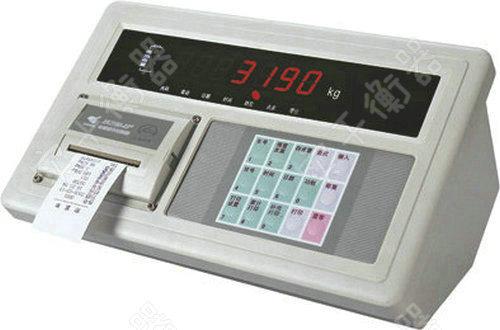 不锈钢动物地磅秤称重仪表