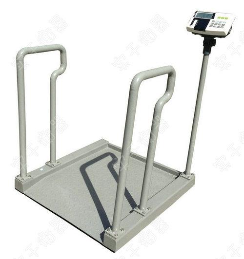 透析用轮椅秤
