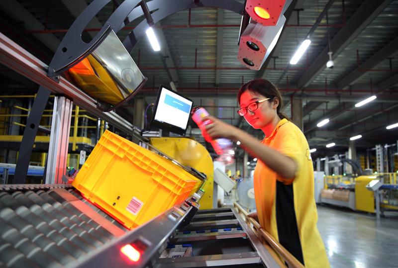 智慧物流助力区域发展,智能仓储物流 仓储物流-中国
