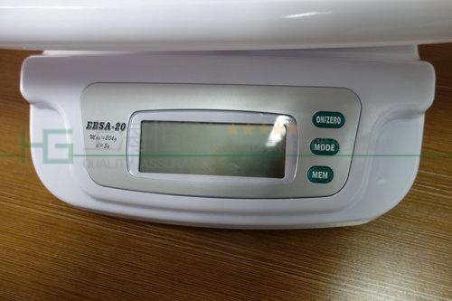 婴儿电子秤带打印
