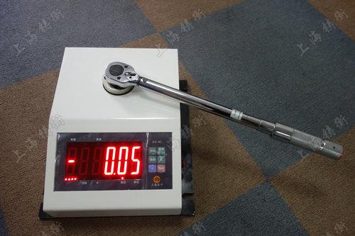 SGXJ非标定制便携式扭矩扳手检定仪图片