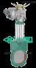 Z973X電動漿液閥 刀型閘閥
