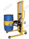 300kg电动抱桶车秤 油桶搬运带电子秤