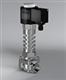 GSR阀门90型号低温液氧液氮电磁阀气动阀